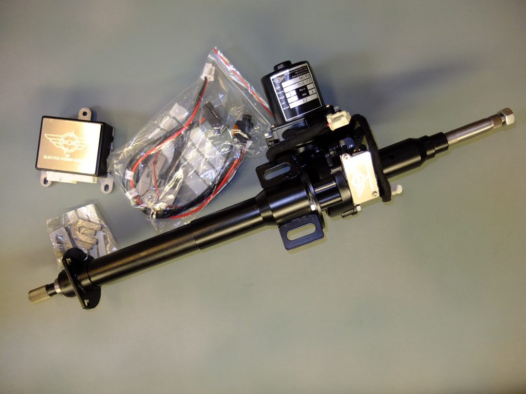RV8 EZ Electric Power Steering - MG V8 and MG RV8 car parts